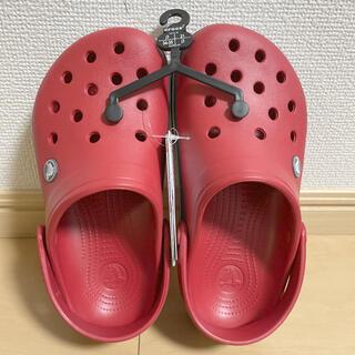 クロックス(crocs)のクロックス キッズサンダル 21センチ(サンダル)