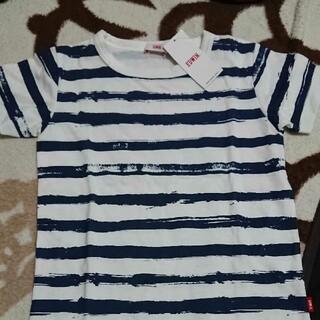 エドウィン(EDWIN)のEDWIN ボーダーTシャツ 140センチ(Tシャツ/カットソー)