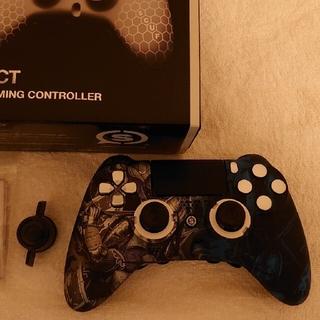 PlayStation4 - スカフコントローラー インパクト デジタルタップ