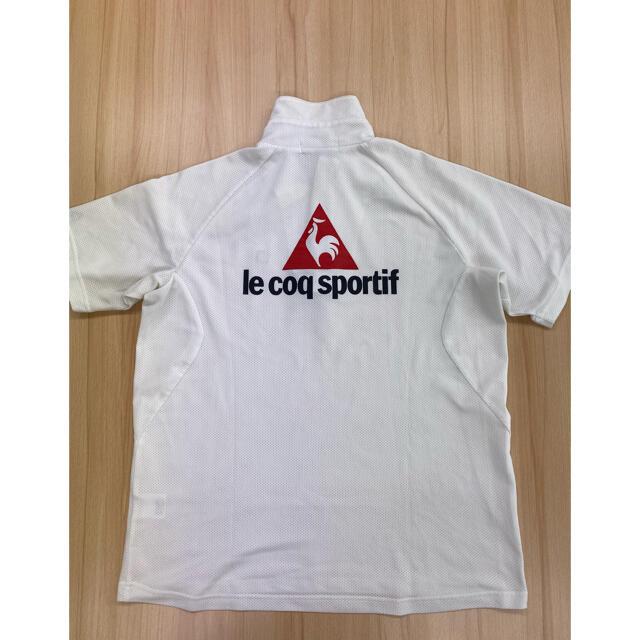 le coq sportif(ルコックスポルティフ)のle coq sportif.     OAKLEY  メンズウェア2枚セット スポーツ/アウトドアのゴルフ(ウエア)の商品写真