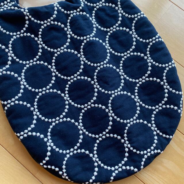 mina perhonen(ミナペルホネン)のミナペルホネン エッグバッグ tambourine レディースのバッグ(ハンドバッグ)の商品写真
