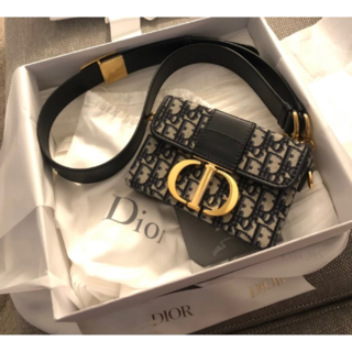 Christian Dior - Dior ディオール 30モンテーニュ バッグ ブルー