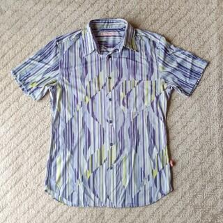 ニーキュウイチニーキュウゴーオム(291295=HOMME)の291295=HOMME  幾何学模様シャツ(シャツ)
