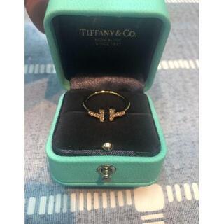 ティファニー(Tiffany & Co.)のティファニー Tワイヤー リング(リング(指輪))