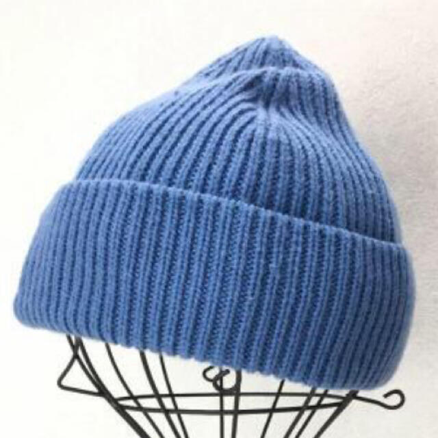 STUSSY(ステューシー)のstussy ステューシー ニットキャップ メンズの帽子(ニット帽/ビーニー)の商品写真