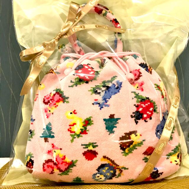 FEILER(フェイラー)のフェイラー 福岡 天神 限定 ハイジ 巾着 ショルダーバック レディースのバッグ(ショルダーバッグ)の商品写真