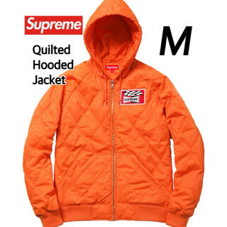 Supreme - supreme Quilted Hooded Jacket シュプリーム M