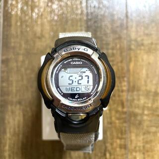 ベビージー(Baby-G)の【サーフィン・釣り】CASIO Baby-G TRIPLE CROWN 腕時計(腕時計)
