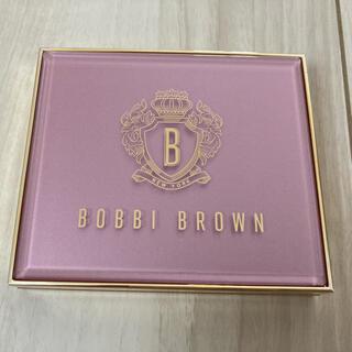 BOBBI BROWN - ボビイブラウン  ピンクグロウ リュクスアイシャドウ パレット