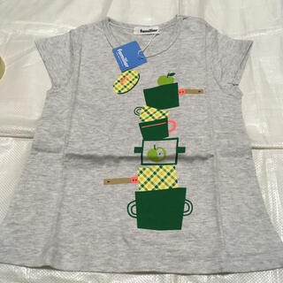 familiar - ファミリア 110 新品未使用 Tシャツ