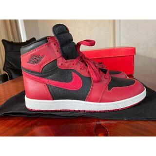 【28.5】Jordan 1 Retro High 85 Varsity Red(スニーカー)