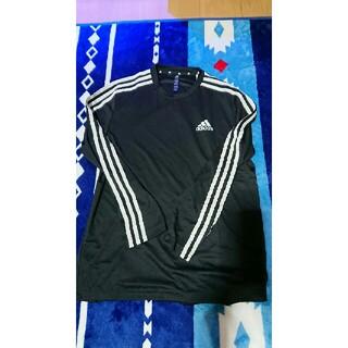 アディダス(adidas)のアディダスTシャツ(Tシャツ/カットソー(七分/長袖))