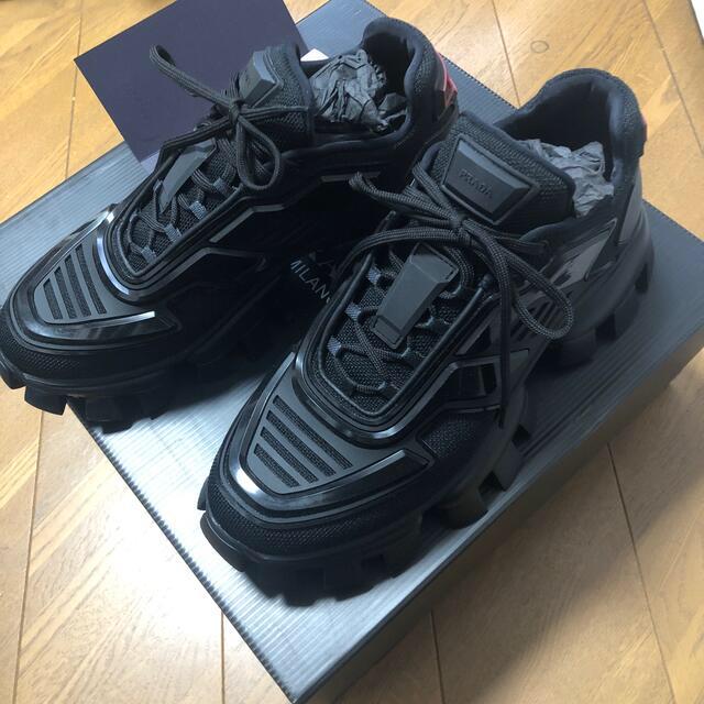 PRADA(プラダ)のPRADA クラウドバストサンダー メンズの靴/シューズ(スニーカー)の商品写真