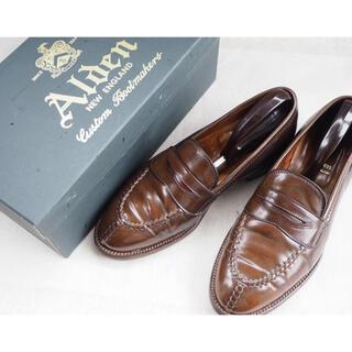 Alden - ALDEN 1031 Cigar NST Loafer