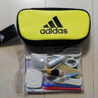 アディダス(adidas)のadidasアディダス 裁縫セット ソーイングセット ペンケース(ペンケース/筆箱)