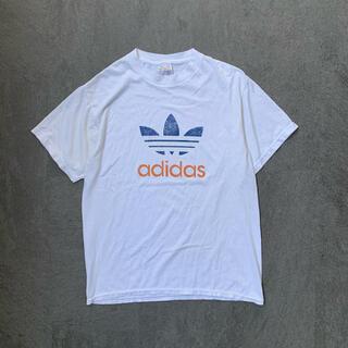 adidas - USED ユーズド フルーツオブザルーム アディダス 90s 半袖 Tシャツ M