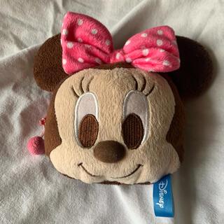 ディズニー(Disney)のミニーマウス パスケース(キャラクターグッズ)