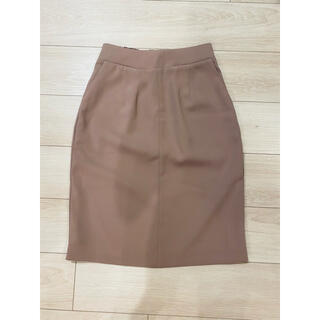 ケービーエフプラス(KBF+)のKBF+ タイトスカート(ひざ丈スカート)