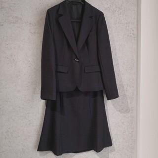 青山 - 最終お値下げ!【洋服の青山】新品未使用 レディーススーツ 上下スーツ