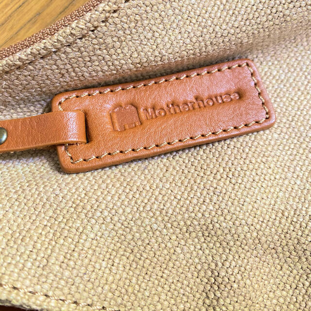 MOTHERHOUSE(マザーハウス)のMOTHERHOUSE 3Way バッグ レディースのバッグ(ショルダーバッグ)の商品写真