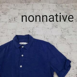ノンネイティブ(nonnative)のnonnative ノンネイティブ 半袖シャツ(シャツ)