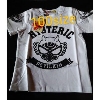 ヒステリックグラマー(HYSTERIC GLAMOUR)のデビル半袖Tシャツ(Tシャツ/カットソー)