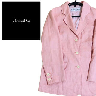Christian Dior - クリスチャン ディオール Christian Dior テーラード ジャケット