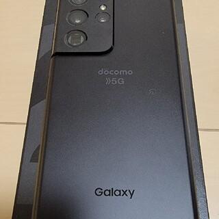 Galaxy - GALAXY 21ultra docomo