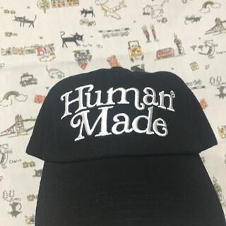 ジーディーシー(GDC)のHuman Made×Girls Dont Cry キャップ(キャップ)