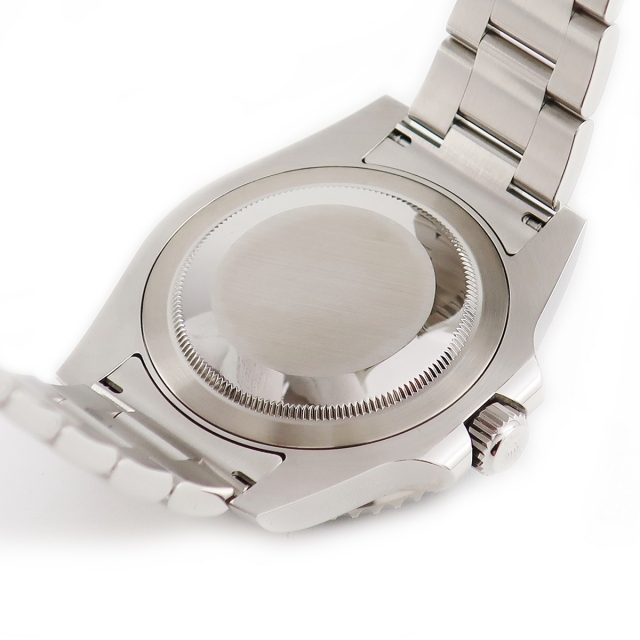 ROLEX(ロレックス)のロレックス  GMTマスター2 116710BLNR 自動巻き メンズ メンズの時計(腕時計(アナログ))の商品写真