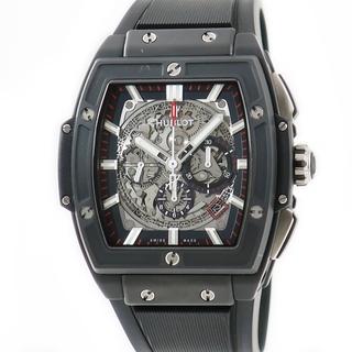 ウブロ(HUBLOT)のウブロ  スピリット・オブ・ビッグバン ブラックマジック 601.CI.(腕時計(アナログ))