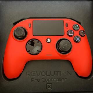 プレイステーション4(PlayStation4)のnacon revolution controller2 amazon限定カラー(PC周辺機器)