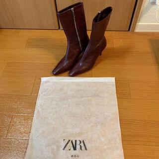 ザラ(ZARA)のzara(ブーツ)