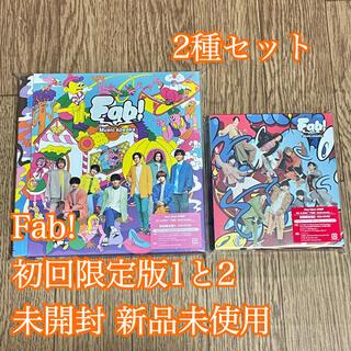 ヘイセイジャンプ(Hey! Say! JUMP)のHey! Say! JUMP  Fab music speaks(アイドルグッズ)