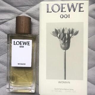 LOEWE - ロエベ LOEWE 香水 001 WOMAN オードパルファム