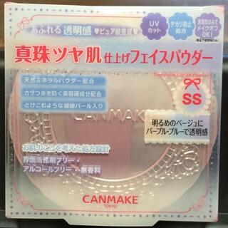 CANMAKE - キャンメイク トランスペアレントフィニッシュパウダーV