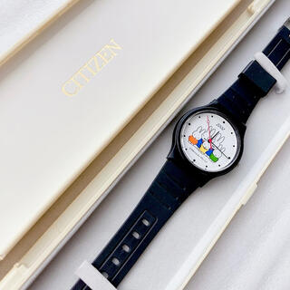 CITIZEN - CITIZEN  Miffiy ミッフィー レディースクォーツ腕時計 稼動品