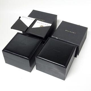 ブルガリ(BVLGARI)の【ブルガリ/BVLGARI】時計用ケース・箱 2個まとめて 難あり(その他)