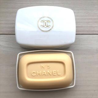CHANEL - シャネル NO5 石鹸