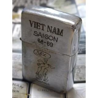 ジッポー(ZIPPO)の【ベトナムZIPPO】本物 1968年製ベトナムジッポー スヌーピー(タバコグッズ)