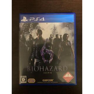 プレイステーション4(PlayStation4)のバイオハザード6 ps4 (家庭用ゲームソフト)