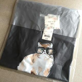 PAUL & JOE - UNIQLO ポール&ジョー Tシャツ Lサイズ