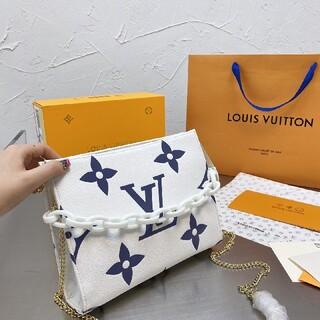 ルイヴィトン(LOUIS VUITTON)の【極美品+良品限界価格】🌾 🌾 🍃 ショルダーバッグ🌼 🌼 🌼 🌼(香水(女性用))