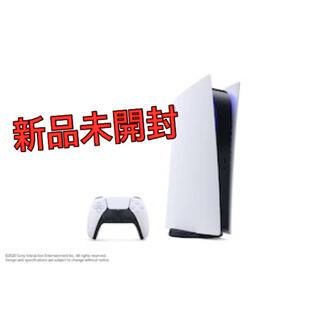 SONY - 新品未開封 SONY PlayStation5 PS5 デジタル エディション