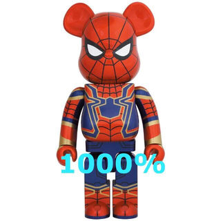 MEDICOM TOY - BE@RBRICK IRON SPIDER 1000%