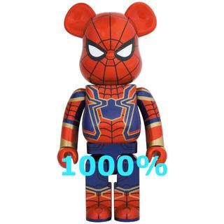 MEDICOM TOY - BE@RBRICK IRON SPIDER 1000%