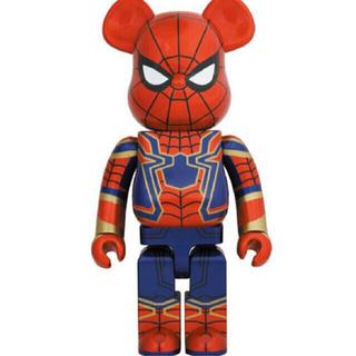 MEDICOM TOY - be@rbrick iron spiderman 1000%