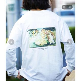 フリークスストア(FREAK'S STORE)の【プロフ必読※様専用】ロングスリーブTシャツ (Tシャツ(長袖/七分))