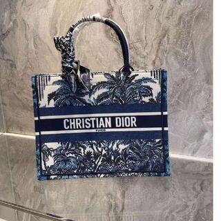 ディオール(Dior)のDior レディディオール トートバッグ(アコースティックベース)