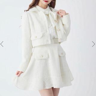 アンクルージュ(Ank Rouge)の♡ ankrouge スカート(ひざ丈スカート)